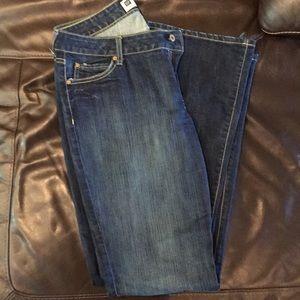 Gap Jeans size 10 long